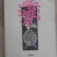 TARA VINURILOR - CONSTANTIN PRISNEA