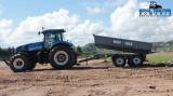 Metal-Fach T952-14T remorca