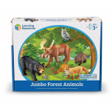 Joc de rol - Animalute din padure PlayLearn Toys, Learning Resources