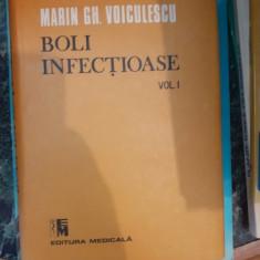 Boli infectioase, vol. 1 – VOiculescu