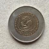 Cumpara ieftin x345 Portugalia 100 escudos 1999 UNICEF   cu eroare