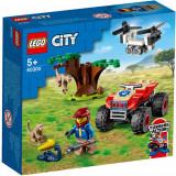 LEGO City ATV de Salvare a Animalelor 60300