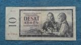 10 Korun 1960 Cehoslovacia / seria 077964