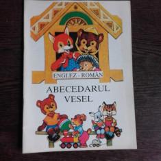ABECEDARUL VESEL, ENGLEZ-ROMAN