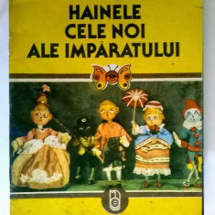 C. H. Andersen - Hainele cele noi ale imparatului