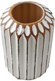 Vaza ceramica alba