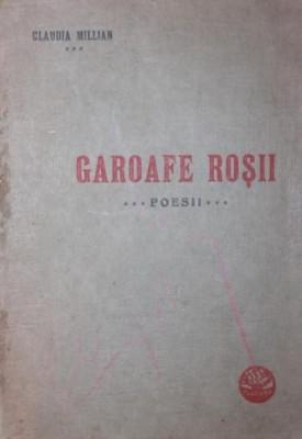 GAROAFE ROSII - CLAUDIA MILLIAN foto
