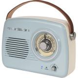 Boxa bluetooth portabil Retro 15w cu radio FM