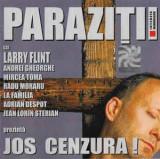CD Parazitii-Jos Cenzura, original