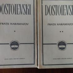Fratii Karamazov – Dostoievski