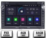 Cumpara ieftin Navigatie Volkswagen, Android 10, Passat B5 Golf IV Sharan T4-T5 Jetta Polo, Octacore PX5 4GB RAM cu DVD, 7 Inch - AD-BGWVWB5P5
