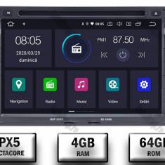 Cumpara ieftin Navigatie Volkswagen Passat B5 Golf IV Sharan T4-T5 Jetta Polo, Android 10, Octacore PX5 4GB RAM , 7 Inch - AD-BGWVWB5P5