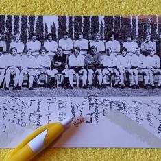 Foto (1973) fotbal - echipa SK VOEST LINZ (Austria)