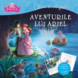 Aventurile lui Ariel. Citesc și mă joc, Disney