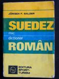 Jorgen F. Salzer - Mic dicționar suedez-român