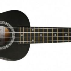 Ukulele Arrow PB10 BK Soprano Black Top