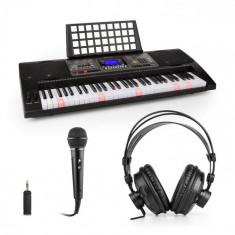 SCHUBERT Etude 450, set de pian electronic de formare, căști, microfon, adaptor