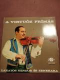 Sandor Lakatos & Gipsy Band-Virtuoz Primas vinil vinyl Qualiton Hungary