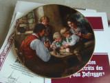 Farfurie Decor Pictura / Portelan Bareuther Bavaria - BRADEX Serie Numerotata 10