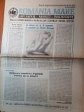 Ziarul romania mare 15 ianuarie 1993