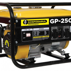 GENERATOR BENZINA - 2200W - GOSPODARUL PROFESIONIST GP-2500 - MTO-PMP0029