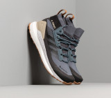 Adidas Terrex Free Hiker GTX Legend Blue/ Core Black/ Raw Desert, adidas Performance
