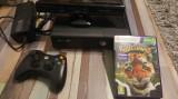 XBOX360 XBOX 360 HDMI model slim + KINECT SENSOR + 1 joc bonus compatibil