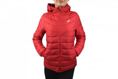 Jacheta sport Asics W Padded Jacket 2032A334-600 pentru Femei foto