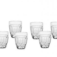 Set 6 pahare aperitiv cristal Bohemia,Cod Produs:1716