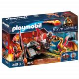 Banditii Burnham si Dragon, Playmobil
