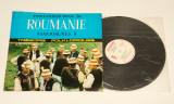 Tresors folkloriques Rencontre avec la Roumanie Maramures II disc vinil vinyl LP, electrecord