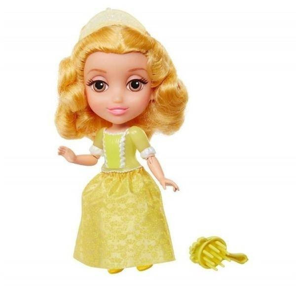 Papusa Sofia Printesa Sofia Intai 15 cm Amber