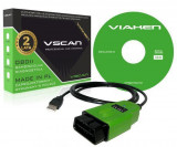 Cumpara ieftin Tester Interfata Diagnoza Auto Vscan Obd2