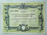 2500 Lei 1930 Albina Sibiu / actiuni vechi Romania 107185