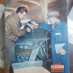 Flacăra, Nr. 6, 15 martie 1954