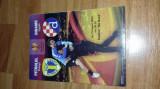 Program Fotbal Petrolul Ploiesti Dinamo Zagreb 2014 Europa League bilet Romania