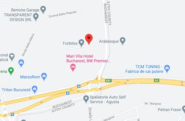 Teren de vanzare 5000 mp strada Drumul Balta Doamnei - Pallady