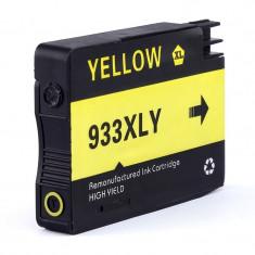 Cartus HP 933Y XL CN056A Yellow compatibil HP