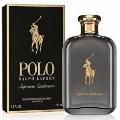 Ralph Lauren Polo Supreme Cashmere Eau de Parfum pentru bărbați 125 ml