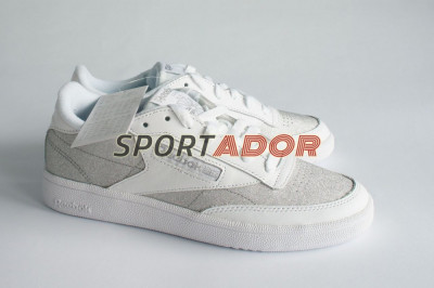 Adidasi Reebok Classic Club Metallic Glitter 37.5EU - factura garantie foto