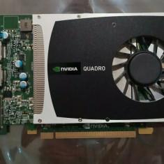 Placa video profesionala PNY Quadro 2000 1GB DDR5 128bit vcq2000-pb