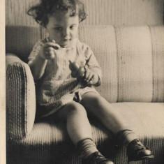 Fotografie copil poza veche