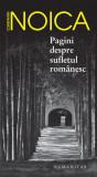 Pagini despre sufletul românesc (ediția a IV-a, 2014)