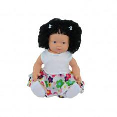 Papusa fetita 60 cm pentru copii 3+ ani NN PPN3-N, Multicolor