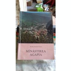 MINASTIREA AGAPIA - MONAHIA EUSTOCHIA CIUCANU