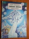 Carte pentru copii - craiasa zapezii - din anul 1988