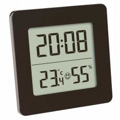 Pachet economic 3 x Termometru si higrometru digital cu ceas si alarma TFA 30.5038.01