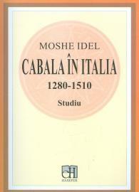 Cabala in Italia, 1280-1510 - Studiu - de Moshe Idel foto