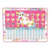 Tableta muzicala cu 24 clape Lexibook, Unicorn