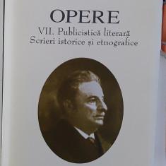 Colectia Adevarul Opere Fundamentale Academia Romana Ioan Slavici Noua Librarie